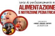 CORSO DI PERFEZIONAMENTO IN ALIMENTAZIONE E NUTRIZIONE PEDIATRICA – II° Livello