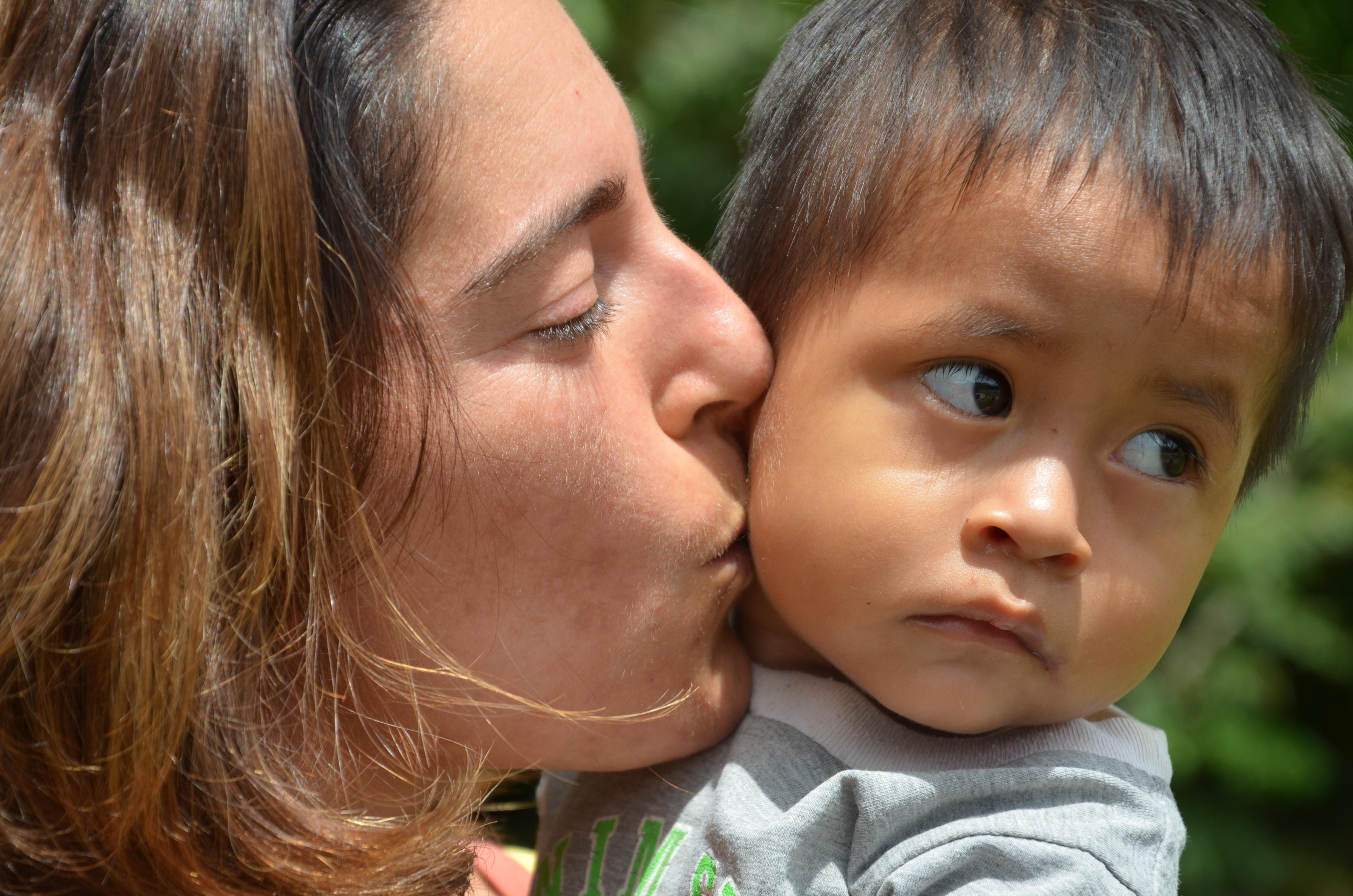 michela-ghinelli-nutrizionisti-senza-frontiere-guatemala-volontariato
