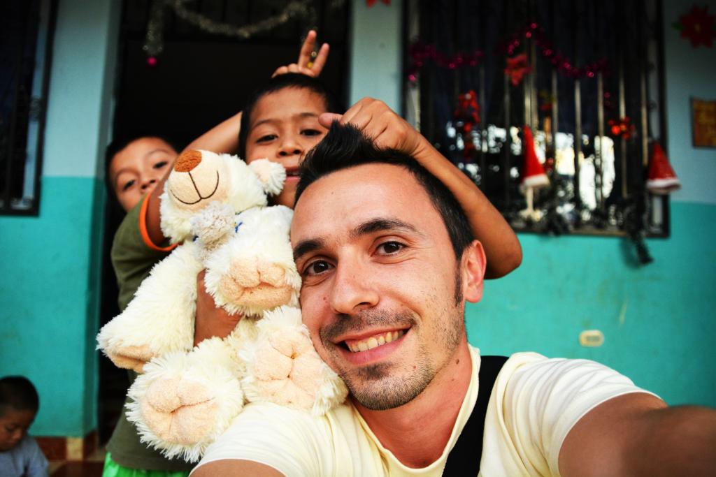 Andrea Nutrizionisti senza frontiere Malnutrizione infantile Guatemala non profit (1)